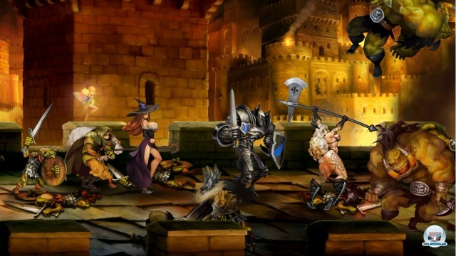 Screenshot - Dragon's Crown (PlayStation3) 2231892