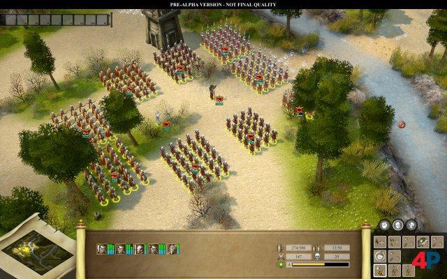 Screenshot - Praetorians (PC)