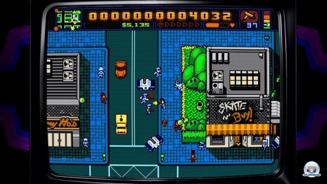 Screenshot - Retro City Rampage (360)