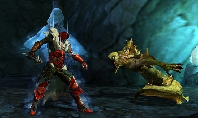 Screenshot - Castlevania: Lords of Shadow - Mirror of Fate (3DS) 92418517