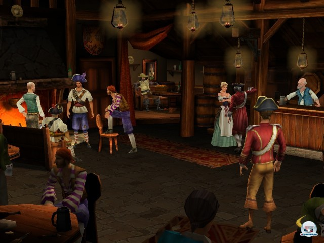Screenshot - Sid Meier's Pirates! (iPad) 2242207