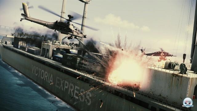 Screenshot - Ace Combat: Assault Horizon (360) 2248777