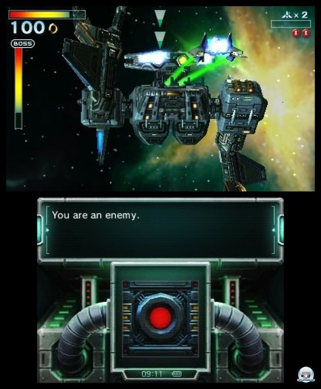 Screenshot - Star Fox 64 3D (3DS) 2230622