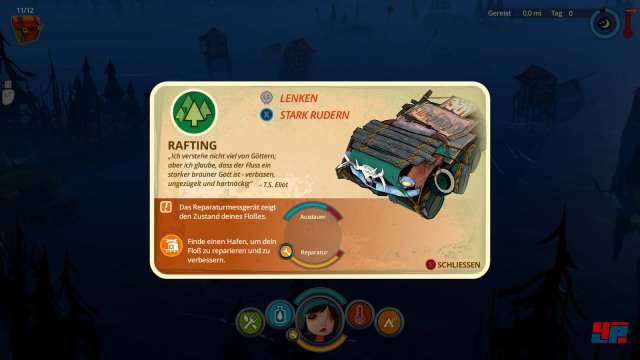 Screenshot - The Flame in the Flood (PC) 92521011