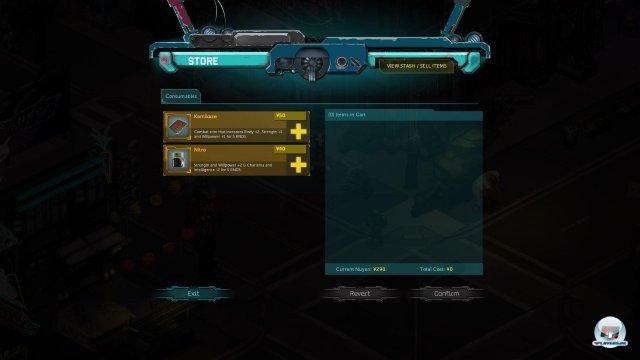 Screenshot - Shadowrun Returns (PC) 92465704