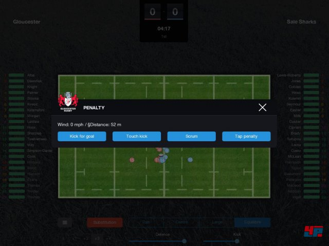 Screenshot - Pro Rugby Manager 2015 (iPad) 92486526