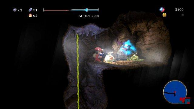 Screenshot - Spelunker Z (PlayStation4) 92499531