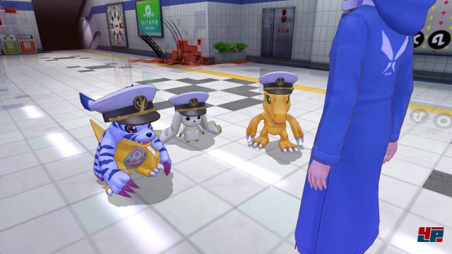 Screenshot - Digimon Story: Cyber Sleuth - Hacker's Memory (PS4) 92549660