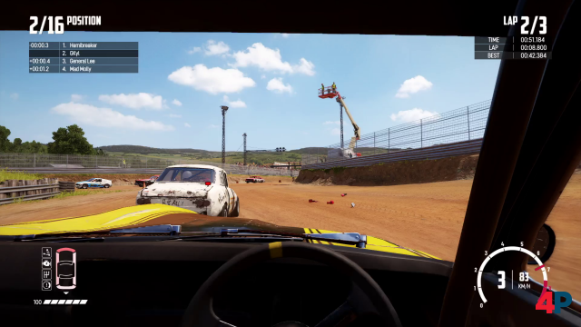 Screenshot - Wreckfest (PS4) 92595303