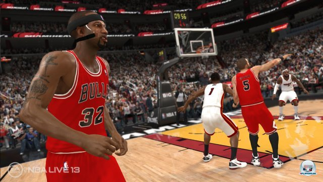 Screenshot - NBA Live 13 (360)