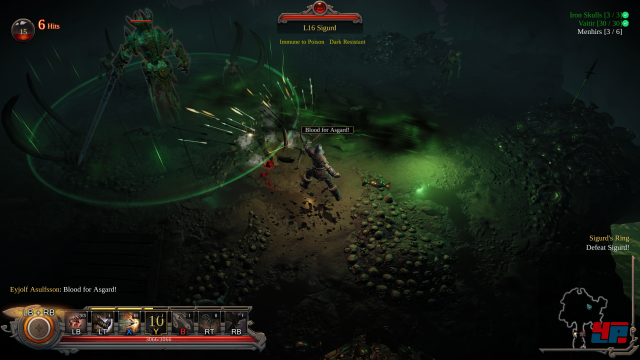 Screenshot - Vikings - Wolves of Midgard (Mac) 92538683