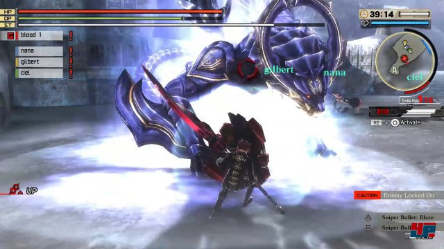 Screenshot - God Eater 2 Rage Burst (PC) 92528211