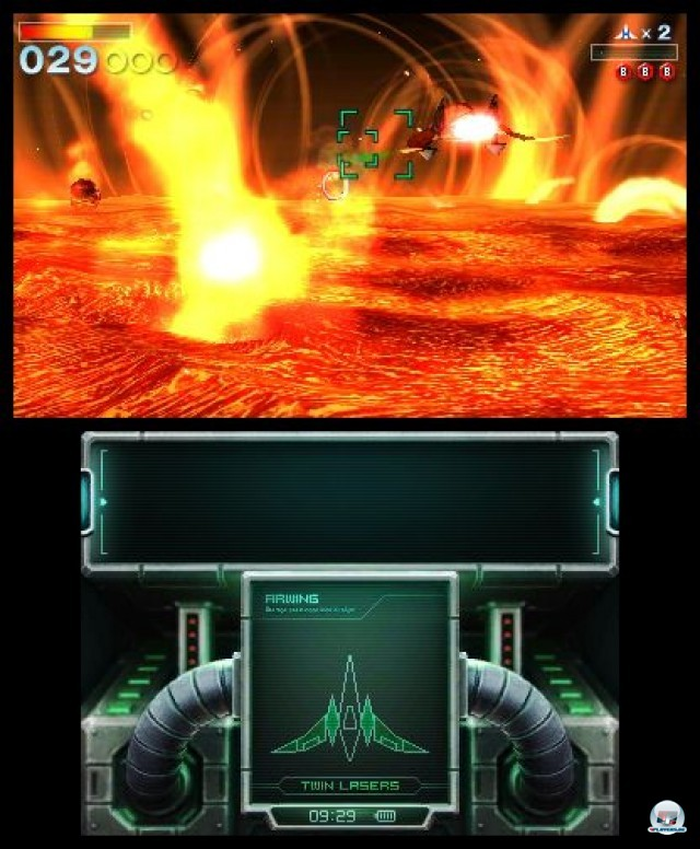 Screenshot - Star Fox 64 3D (3DS) 2230608