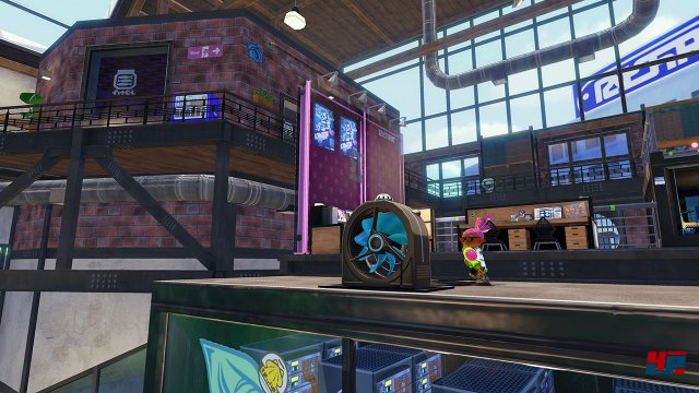 Screenshot - Splatoon (Wii_U)