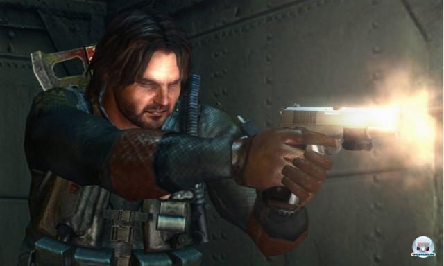 Screenshot - Resident Evil: Revelations (3DS) 2230189