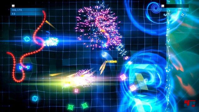Screenshot - Geometry Wars 3: Dimensions (360) 92501634
