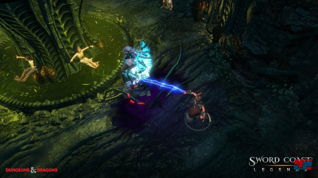 Screenshot - Sword Coast Legends (Linux) 92525906