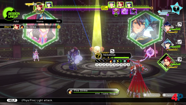 Screenshot - Tokyo Mirage Sessions #FE (Switch) 92604240