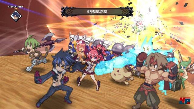 Screenshot - Disgaea 5: Alliance of Vengeance (PlayStation4) 92496610