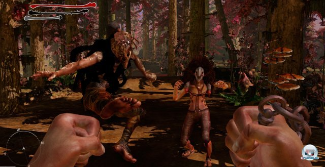 Screenshot - Zeno Clash II (360)