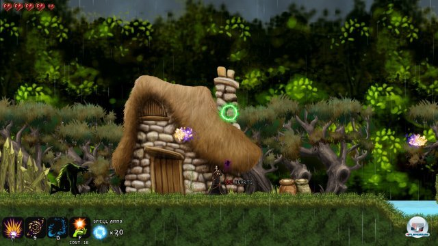 Screenshot - A Valley Without Wind 2 (PC)