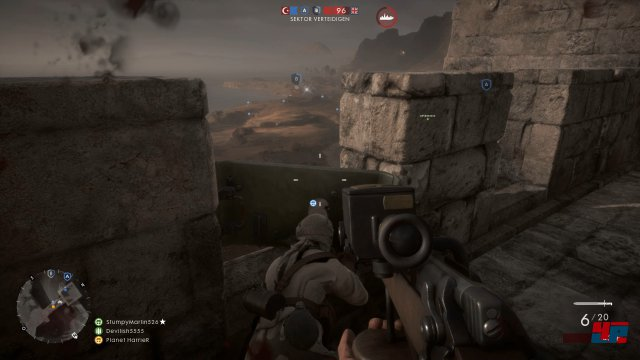 Screenshot - Battlefield 1 (PC) 92535581