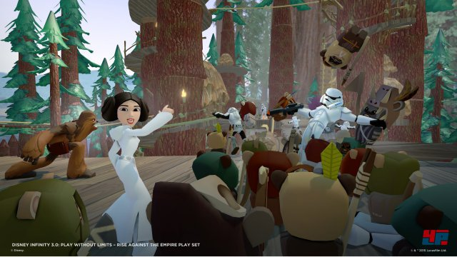 Screenshot - Disney Infinity 3.0: Play Without Limits (360) 92506070