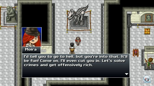 Screenshot - Penny Arcade Adventures: On the Rain-Slick Precipice of Darkness - Episode 3 (PC) 2371197