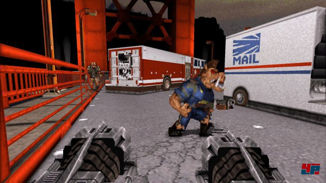 Screenshot - Duke Nukem 3D (PC)