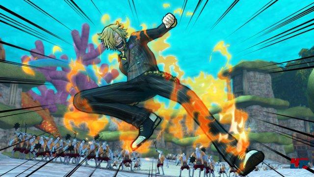 Screenshot - One Piece: Pirate Warriors 3 (PlayStation3) 92497606
