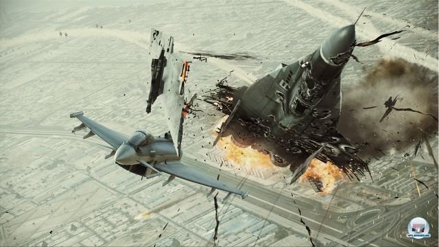 Screenshot - Ace Combat: Assault Horizon (360) 2222158