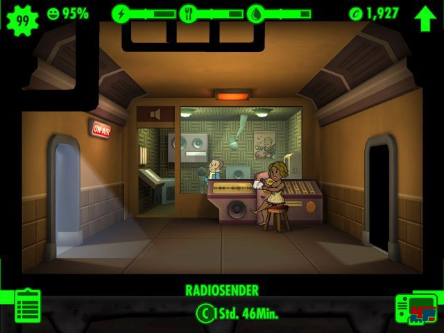 Screenshot - Fallout Shelter (iPad) 92508470