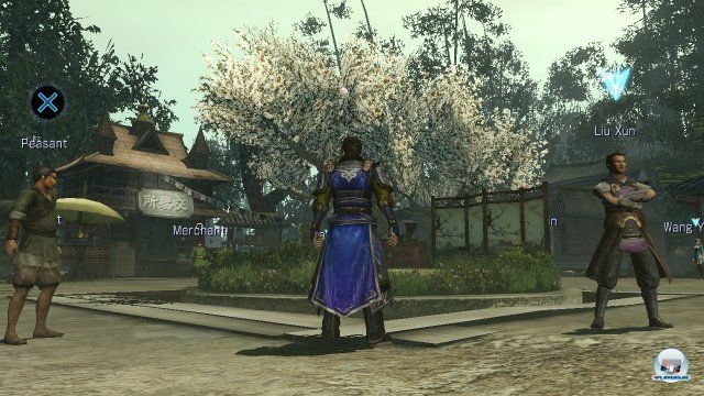 Screenshot - Dynasty Warriors 8 (360)