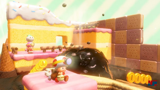 Screenshot - Captain Toad: Treasure Tracker (Switch)