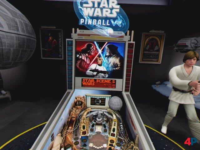 Screenshot - Star Wars Pinball VR (PlayStationVR) 92640894