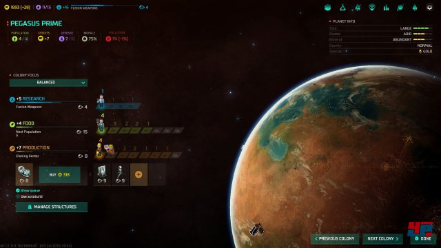 Screenshot - Master of Orion (PC) 92520968