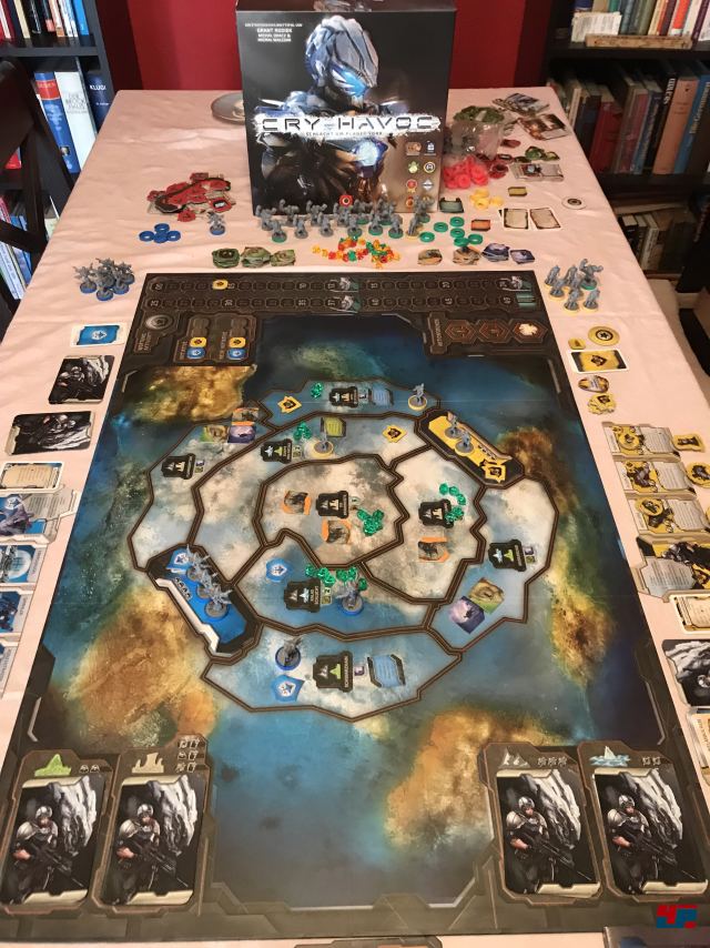 Screenshot - Cry Havoc (Spielkultur) 92559241