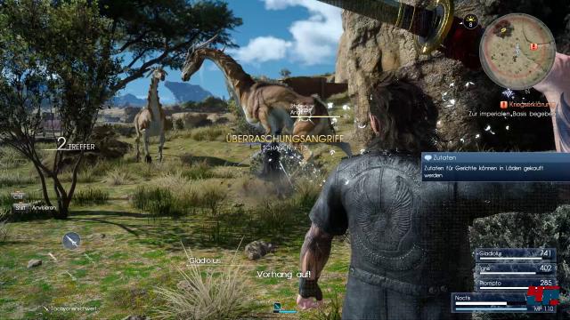 Screenshot - Final Fantasy 15 (PC) 92560949