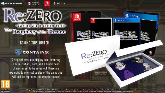 Screenshot - Re:ZERO - Starting Life in Another World: The Prophecy of the Throne (PS4) 92617271