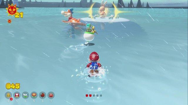 Screenshot - Super Mario 3D World   Bowser's Fury (Switch) 92634392