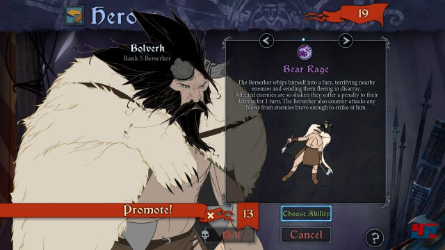 Screenshot - The Banner Saga 2 (PC) 92525019