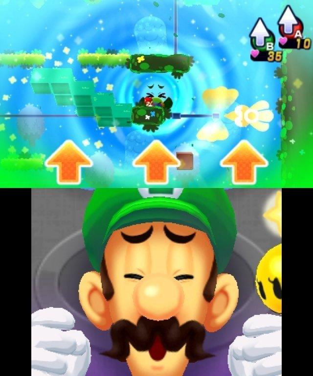 Screenshot - Mario & Luigi: Dream Team Bros. (3DS) 92462431