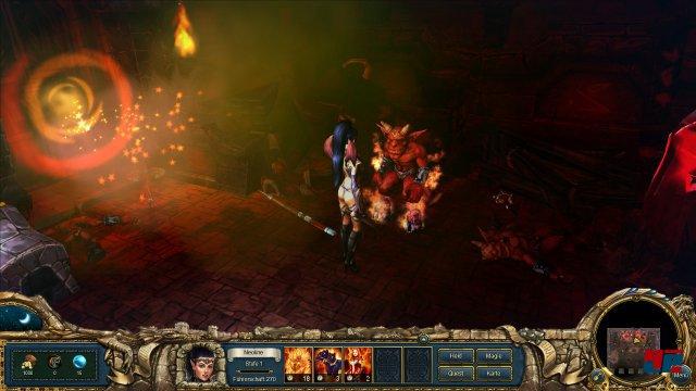 Screenshot - King's Bounty: Dark Side (PC) 92487691