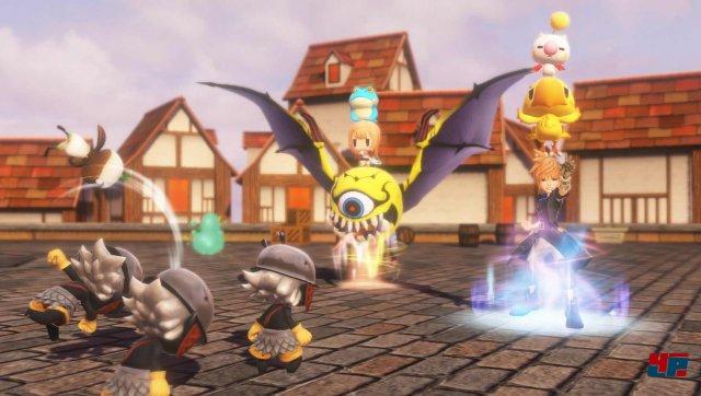 Screenshot - World of Final Fantasy (PlayStation4) 92514115