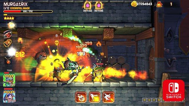 Screenshot - Dungeon Stars (Switch) 92582497