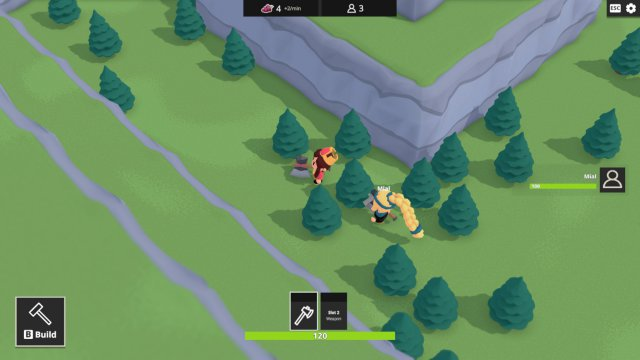 Screenshot - Kingdom Builders (PC)