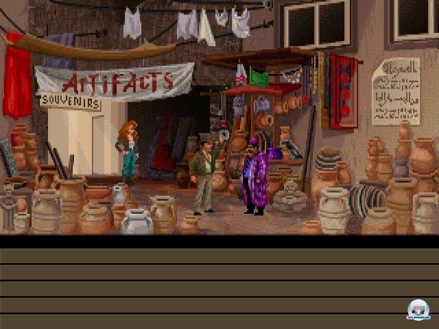 Screenshot - Indiana Jones and the Fate of Atlantis (PC) 2283582