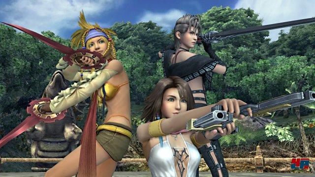 In 10-2 geht man sowohl hinsichtlich Figurenentwicklung als auch Kampfsystem andere Wege.