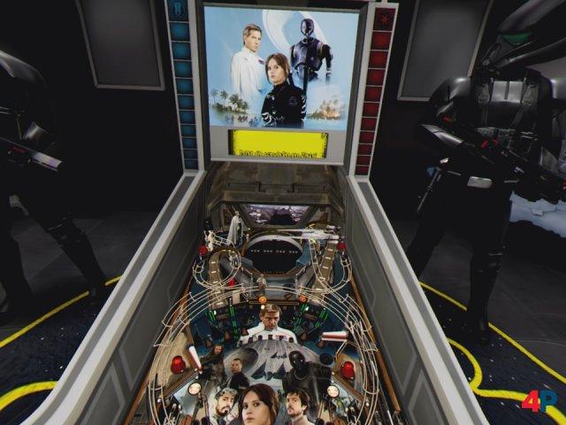 Screenshot - Star Wars Pinball VR (PlayStationVR) 92640876