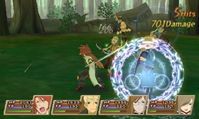 Screenshot - Tales of the Abyss (3DS) 2292527